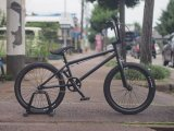 JYU BMX V2 MATTE BLACK